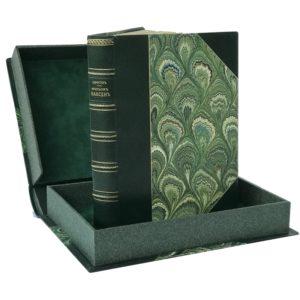 Броггер В.Г., Рольфсен Н. Фритьоф Нансен,  1896 (с коробкой)