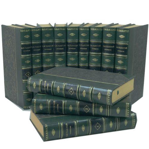Толстой Л.Н. Собрание сочинений в 12 томах.