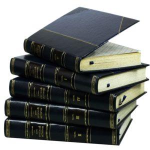 Ключевский В. Курс русской истории в 5 томах, 1918 и 1921