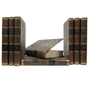 Дубровин Н. История войны и владычества русских на Кавказе, в 6 томах, 1871-1888