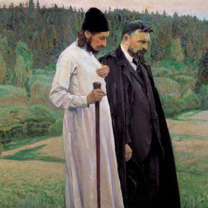 Картина Нестерова