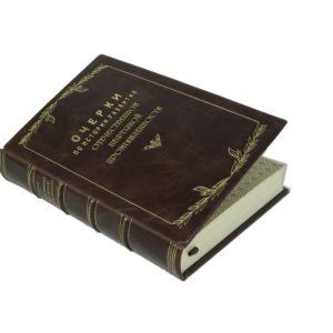 Лисичкин С.М. Очерки по истории развития отечественной нефтяной промышленности (кожаный переплет)