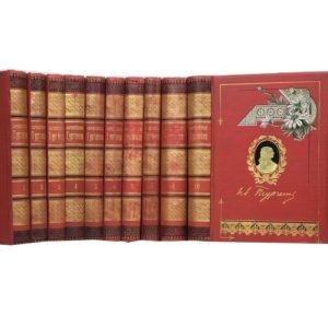 Тургенев И.С. Полное собрание сочинений в 10 т., 1891