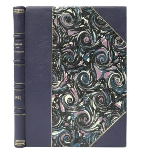 Сефариал. Астрология, 1912