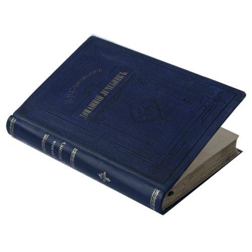 соловьев Домашний лечебник, 1883