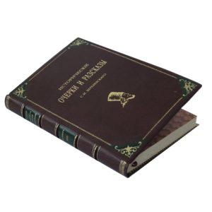 Шубинский С.Н. Исторические очерки и рассказы, 1893 (кожа)