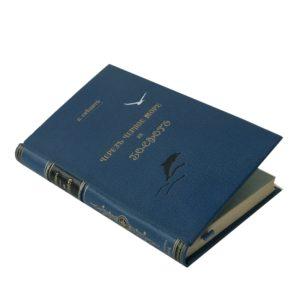 Гнедич П. Через Черное море на Босфор. Путевые заметки, 1896 (кожа)