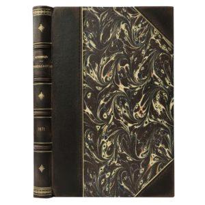 Горвиц М. Клинические записки гинекологии, 1871
