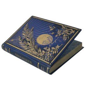 Некрасов Н.А. Полное собрание стихотворений в одном томе, 1884 (большой формат)