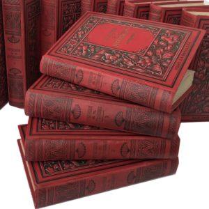 Достоевский Ф.М. Полное  собрание сочинений в 12 т (комплект), 1894 – 1895.