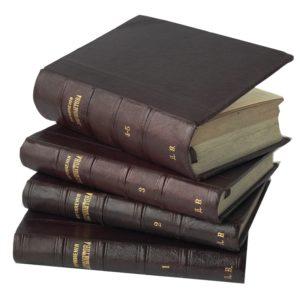 Лермонтов М.Ю. Сочинения в 5 т, 1891 (комплект в 4 книгах)