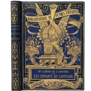 А. Шерон де ла Брюйер. Дети капитана, 1891 (на фран. яз)