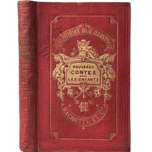 Madame de Bawr. Nouveaux Contes pour Les Enfants (Новые сказки для детей), 1882