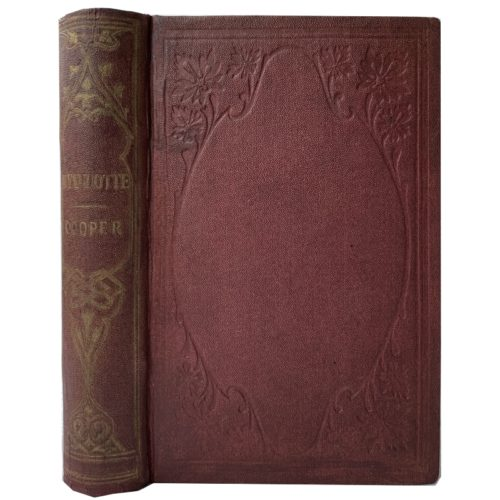 Cooper James Fenimore. Wyandotte; or, The Hutted Knoll. London: George Routlege and sons. 1867. 407 p.